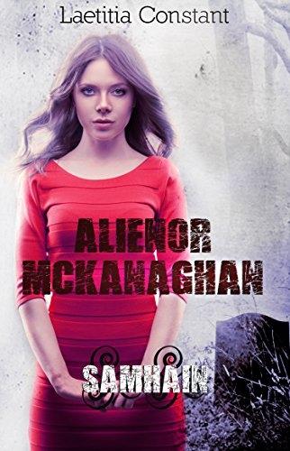 Couverture Aliénor McKanaghan, tome 2 : Samhain