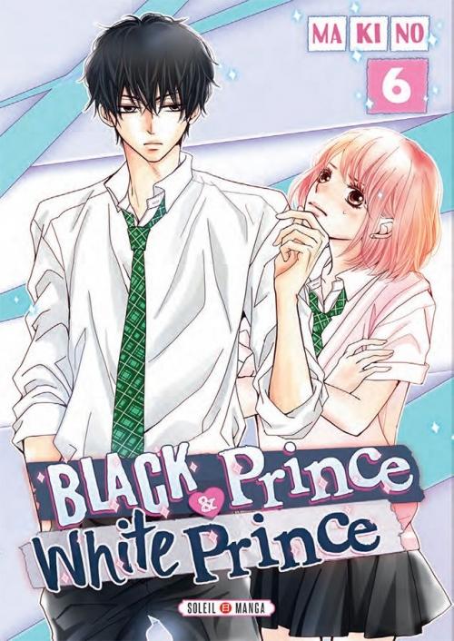 Couverture Black prince & white prince, tome 06