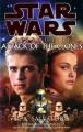 Couverture Star Wars, tome 2 : L'Attaque des Clones Editions Ballantine Books 2002