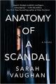 Couverture Anatomie d'un scandale Editions Atria Books 2018