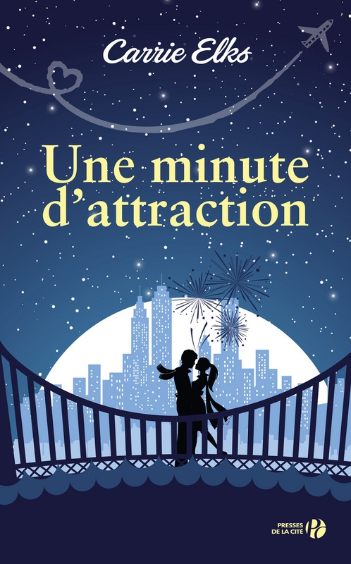 Couverture Une minute d'attraction