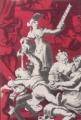 Couverture Gargantua et Pantagruel / Gargantua suivi de Pantagruel Editions Les amis du club du livre du mois 1959