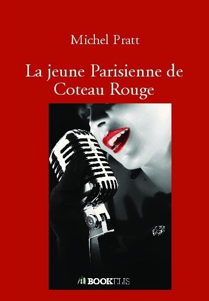 Couverture La jeune parisienne de Coteau Rouge
