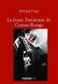 Couverture La jeune parisienne de Coteau Rouge Editions Bookelis 2017