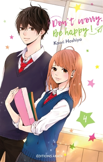Couverture Don't worry, be happy !, tome 4