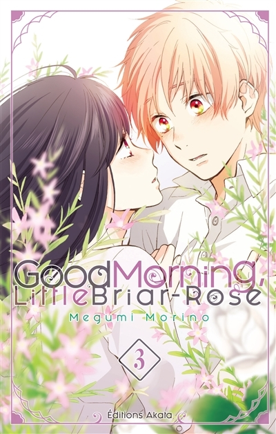 Couverture Good morning little briar-rose, tome 3