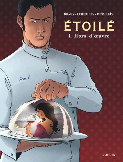 Couverture Etoilé, tome 1 : Hors-d'oeuvre
