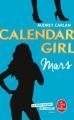 Couverture Calendar girl, tome 03 : Mars Editions Le Livre de Poche 2018