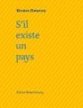 Couverture S'il existe un pays Editions Bruno Doucey 2013