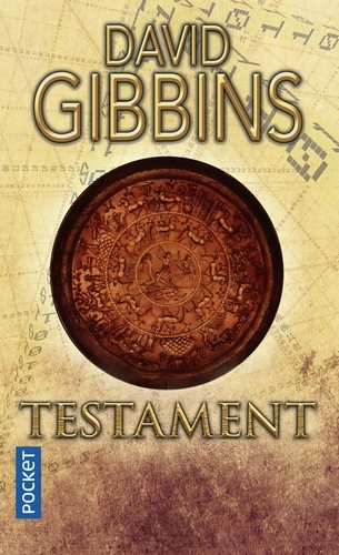 Couverture Testament