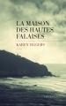 Couverture La maison des hautes falaises Editions Les Escales 2016