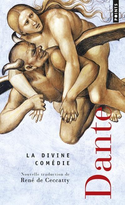 Couverture La divine comédie, tome 1 : L'enfer