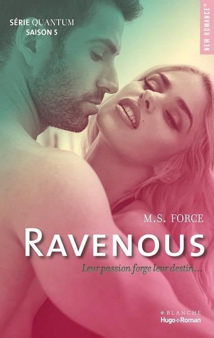Couverture Quantum, tome 5 : Ravenous