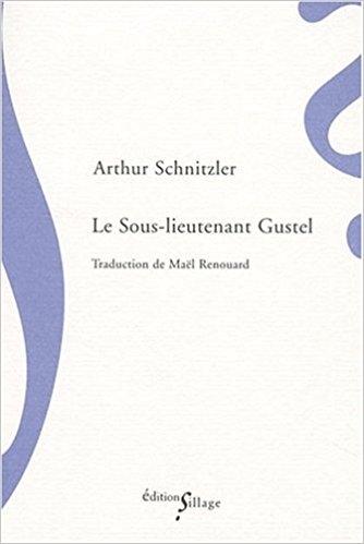 Couverture Le sous-lieutenant Gustel / Le lieutenant Gustel