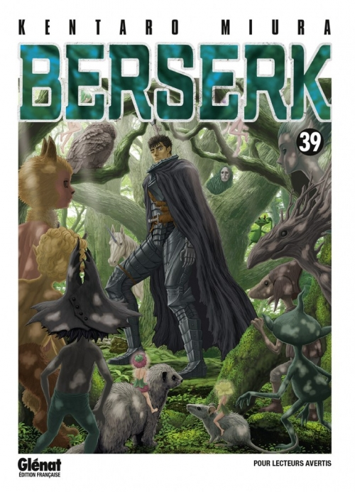 Couverture Berserk, tome 39