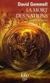 Couverture Le Lion de Macédoine (édition Folio), tome 2 : La Mort des Nations Editions Folio  (SF) 2002