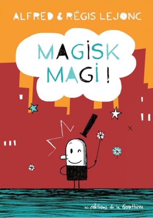 Couverture Magisk Magi !