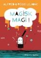 Couverture Magisk Magi ! Editions de la Gouttière 2018