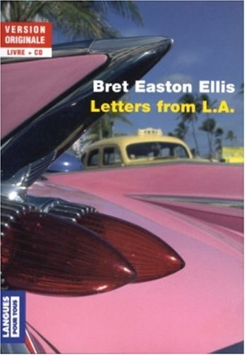 Couverture Letters from L.A.