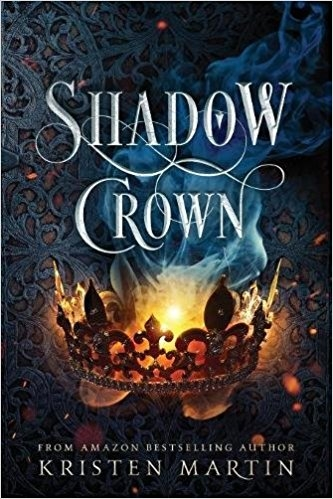 Couverture Shadow Crown