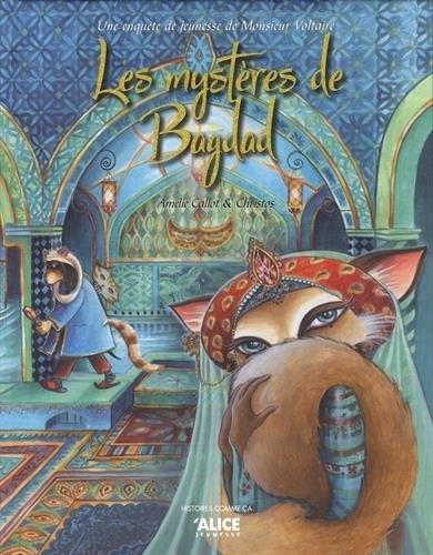 Couverture Les mystères de Bagdad