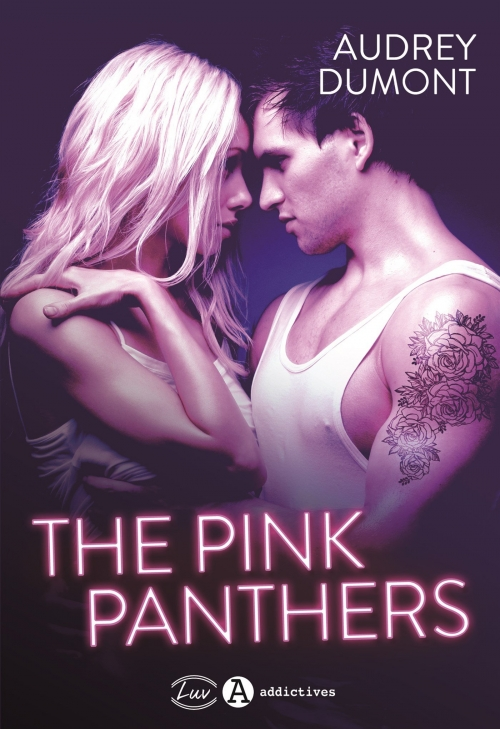 Couverture The pink panthers, tome 1