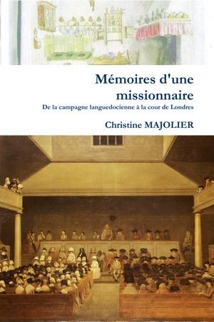 Couverture Mémoires d'une missionnaire