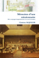 Couverture Mémoires d'une missionnaire Editions Ampelos 2012