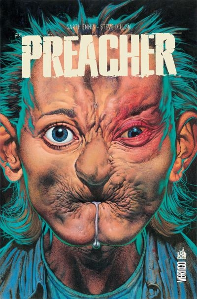 Couverture Preacher (Urban), tome 6