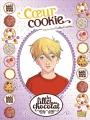 Couverture Les filles au chocolat (BD), tome 6 : Coeur cookie Editions Jungle ! 2017
