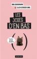 Couverture Les joies d'en bas Editions Actes Sud 2018