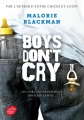 Couverture Boys don't cry, tome 1 Editions Le Livre de Poche (Jeunesse) 2018