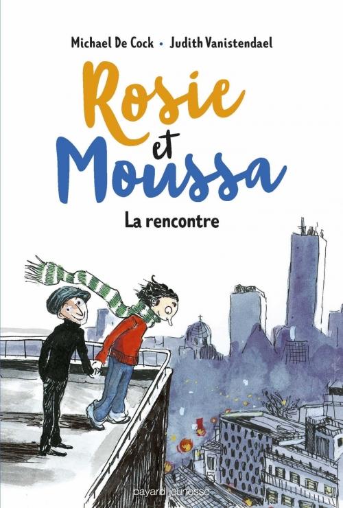 Couverture Rosie et Moussa tome 1, la rencontre