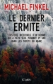Couverture Le dernier ermite Editions JC Lattès 2017