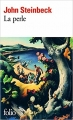 Couverture La perle Editions Folio  2013