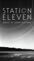 Couverture Station eleven Editions Alto 2017