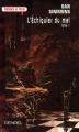Couverture L'Echiquier du mal (2 tomes), tome 1 Editions Denoël (Présence du futur) 1999