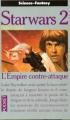 Couverture Star Wars, tome 5 : L'Empire contre-attaque Editions Pocket (Science-fantasy) 1992