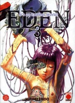 Couverture Eden, tome 03