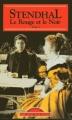 Couverture Le rouge et le noir Editions Maxi Poche 2001
