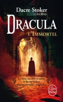 Couverture Dracula : L'immortel