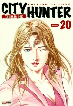Couverture City Hunter, Deluxe, tome 20
