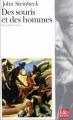 Couverture Des souris et des hommes Editions Folio  (Plus) 1995