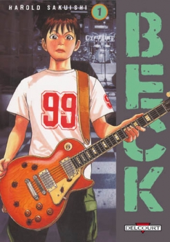 Couverture Beck, tome 01