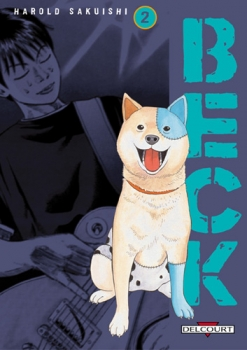 Couverture Beck, tome 02