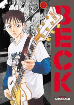 Couverture Beck, tome 03