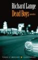 Couverture Dead Boys Editions Albin Michel (Terres d'Amérique) 2009