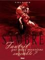 Couverture Sambre, tome 4 : Faut-il que nous mourions ensemble... Editions Glénat (Caractère) 2003