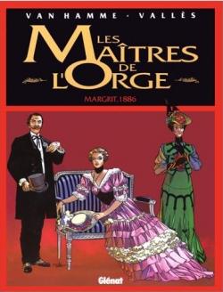 Couverture Les Maîtres de l'Orge, tome 2 : Margrit, 1886