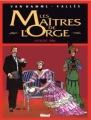 Couverture Les Maîtres de l'Orge, tome 2 : Margrit, 1886 Editions Glénat (Grafica) 1993